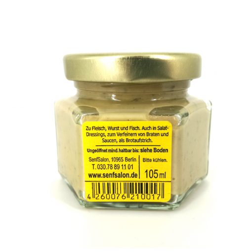 SenfSalon 7-Kräuter-Senf