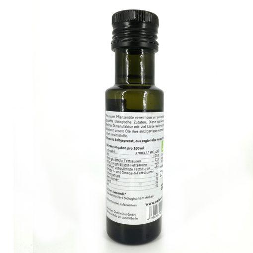 Sesamöl von Ölwerk