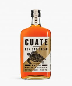 Cuate Rum 13 — Añejo Gran Reserva - 700ml