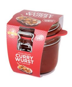 Curry Wolf Berliner Currywurst