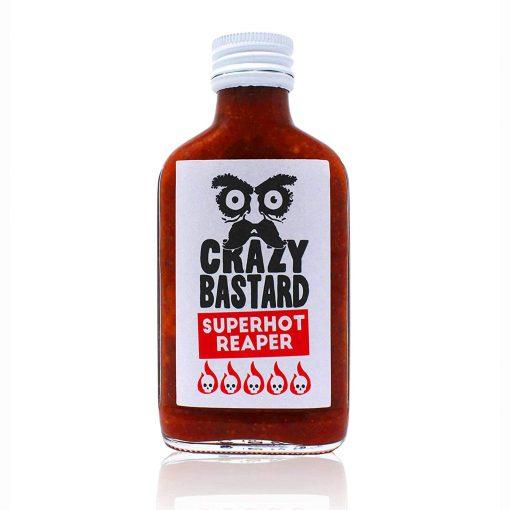 Crazy Bastard Sauce Superhot Reaper