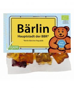 "mind sweets Berlin Bärchen ""Bärlin"" 75g"