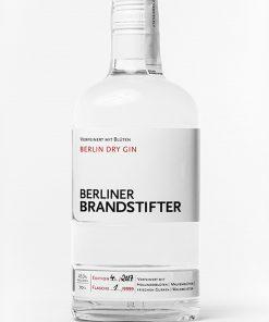 Berliner Brandstifter Berlin Dry Gin 0,7 l