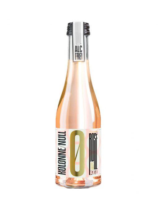 Rosé Prickelnd 2019 - Edition Felix Mayer - alkoholfrei und vegan - 200ml