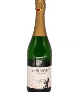 Berlinsky Sekt Brut Nature