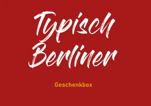 Individuelle Präsentbox aus Berlin